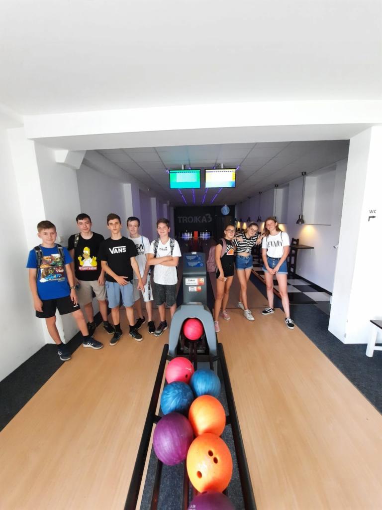 PVM - Teenager camp