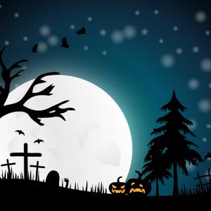 Halloweenské odpoledne na DCR