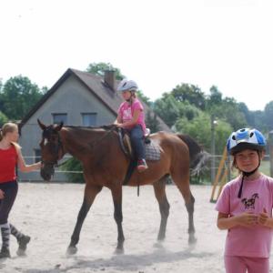 Koňský tábor (pobytový)